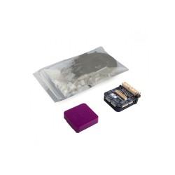 The Cube Purple Set
