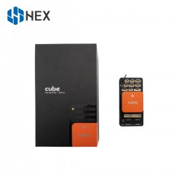 Cube Orange standardi setti